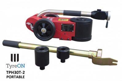 TyreON TPH30T-2 draagbare lucht hydraulische krik