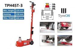 TyreON TPH45T-3 lucht hydraulische krik